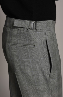 Pantalon pour homme sur-mesure à Paris | LILAR au 205 rue Saint-honoré
