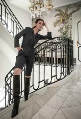 Boutique prêt à porter de luxe pour femme à Paris LILAR - Combishort pour femme
