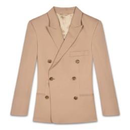 Veste sur-mesure croisée pour femme | Boutique LILAR Paris