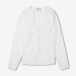 LILAR Paris - Chemise blanche coton zéphir homme