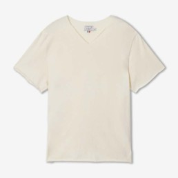 LILAR Paris - T-shirt mixte crème