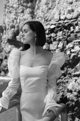 Tailleur et costume de mariée sur-mesure à Paris - LILAR Paris