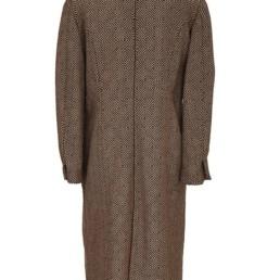 Boutique prêt à porter de luxe pour homme à Paris LILAR - Manteau en laine pour homme